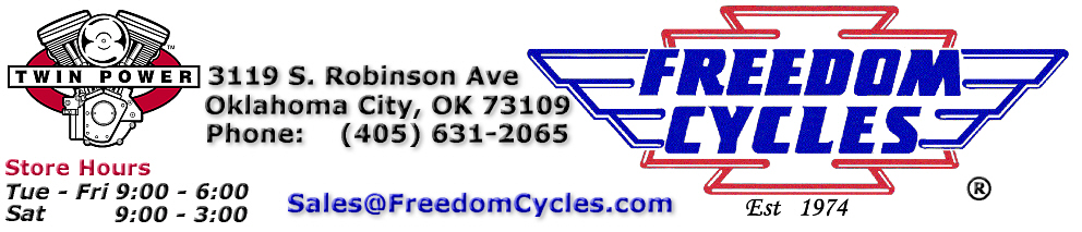 Freedom Custom Performance Motorcycles of Oklahoma City