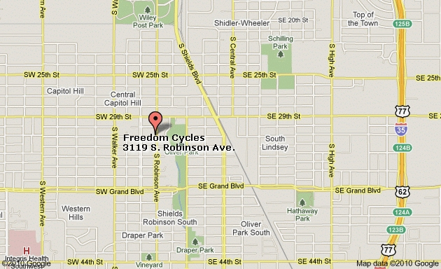 Local Map to Freedom Cycles